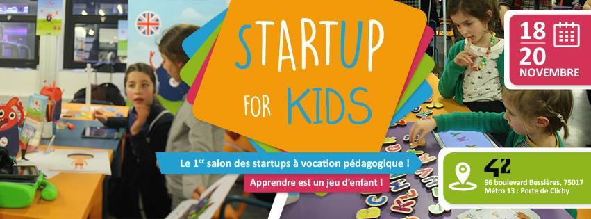 startup for kids 2016