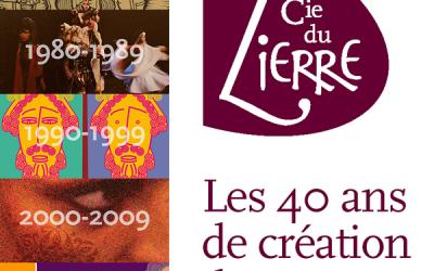 La compagnie du Lierre : 40 ans de création
