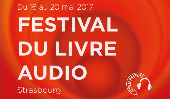 festival livre audio strasbourg 2017
