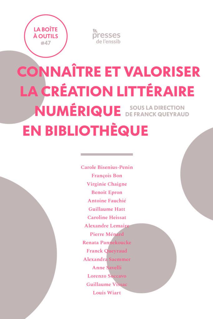 couv creation numerique litteraire bibliotheque