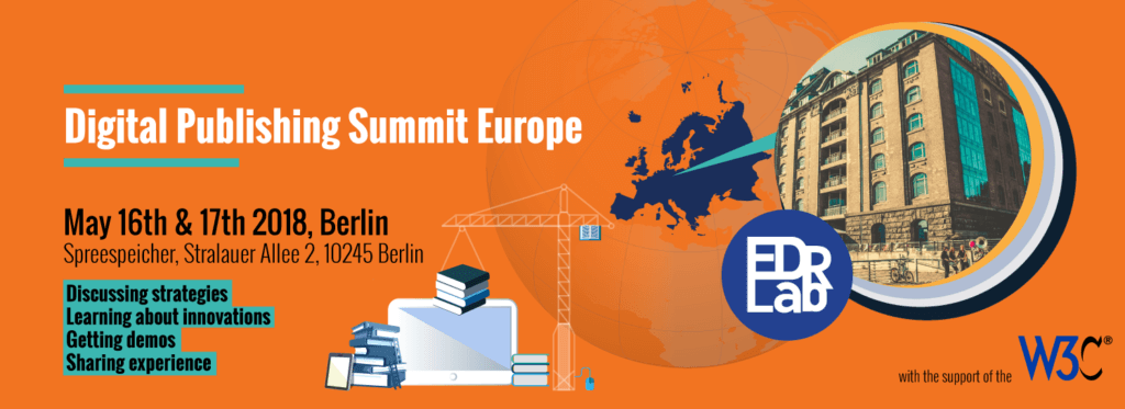 digital publishing epub summit europe 2018