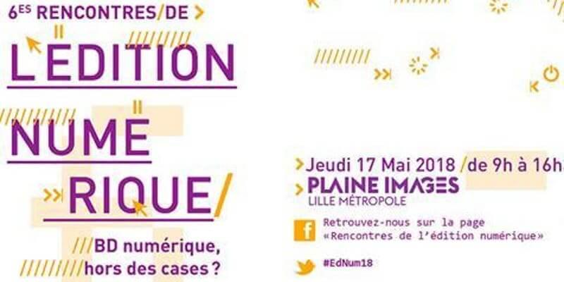 rencontre edition numerique bd numerique