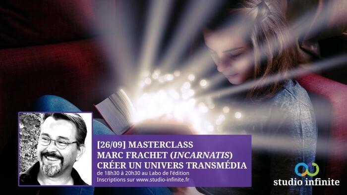 masterclass marc frachet labo edtion transmedia