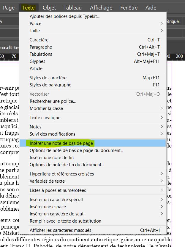 Creer Un Ebook Au Format Epub Avec Indesign Numipage