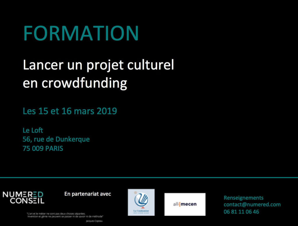formation crowdfunding