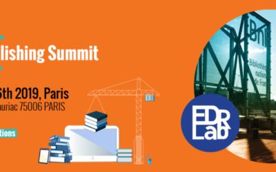 Agenda des événements de l'édition numérique mai – juin 2019