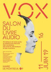 vox salon livre audio