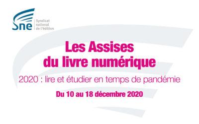 Les Assises du Livre Numérique 2020